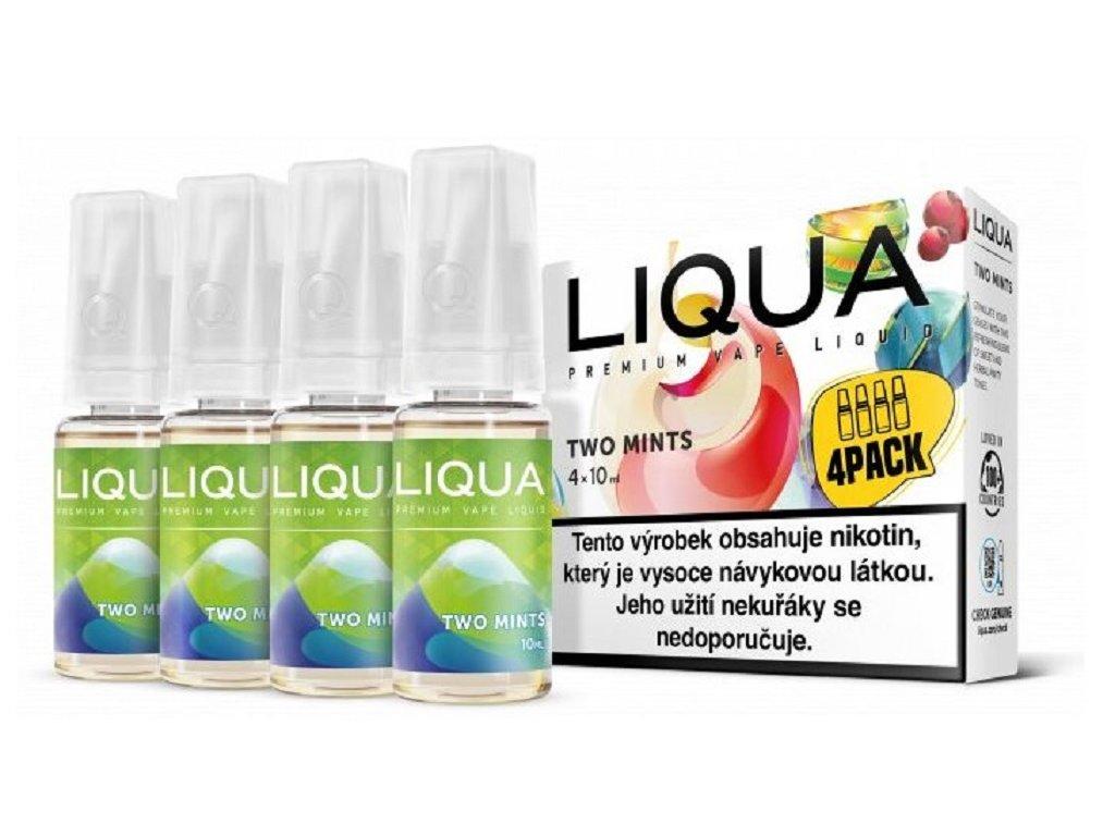 e liquid LIQUA Elements Two Mints 10ml 4x10ml