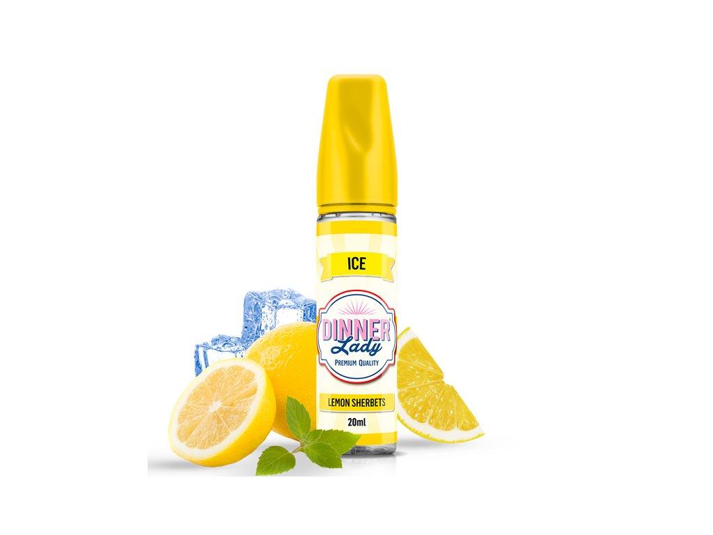 Příchuť Dinner Lady Ice Lemon Sherbet Ice 20ml