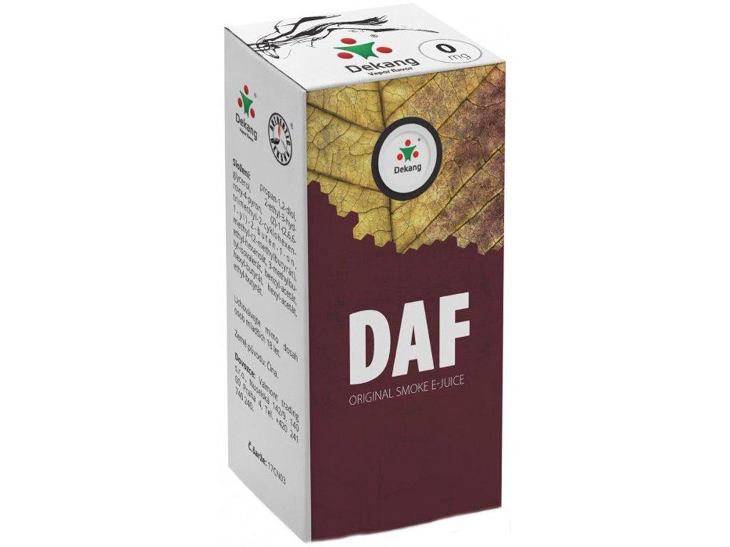 e-liquid Dekang DAF, 10ml