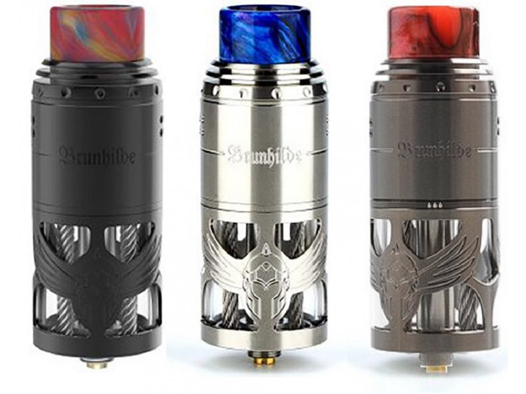 Vapefly Brunhilde Top Coiler RTA 25,2mm