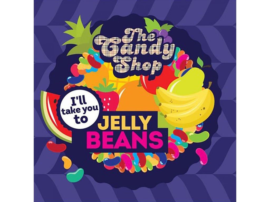 5504 1 big mouth the candy shop jelly beans 10ml