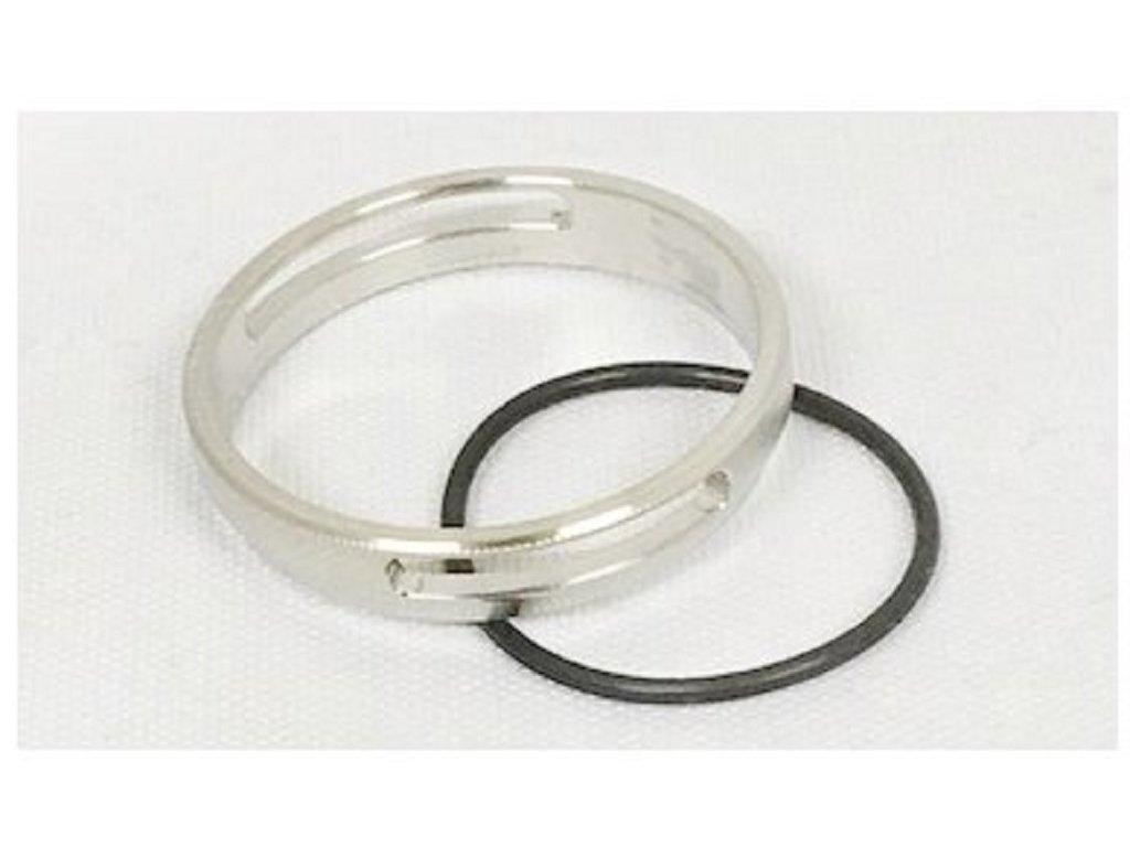 Silikonové kroužky