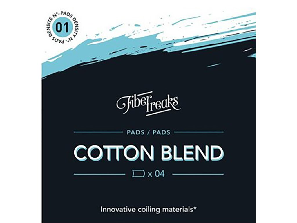 7631 1 fiber freaks cotton blend no 01 4ks