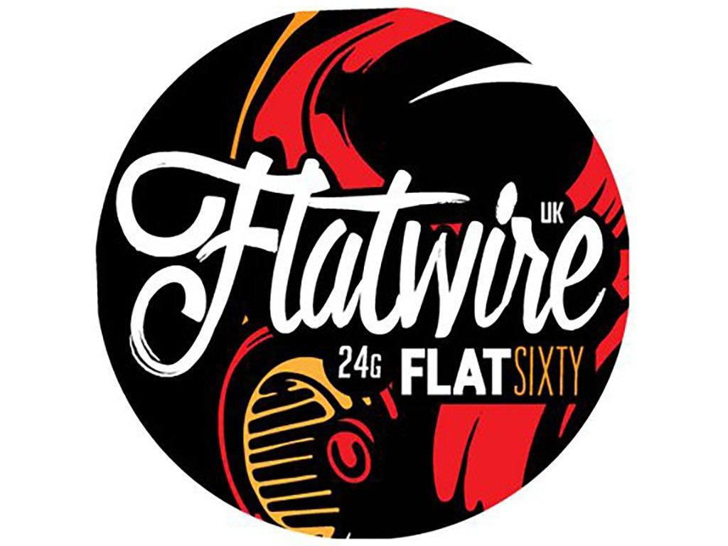 8306 1 odporovy drat flatwire 24g flat sixty 3m