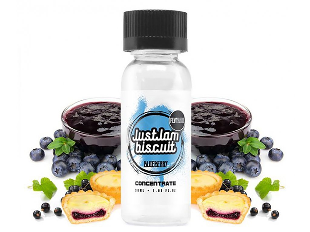 8735 1 prichut just jam biscuit blueberry 30ml