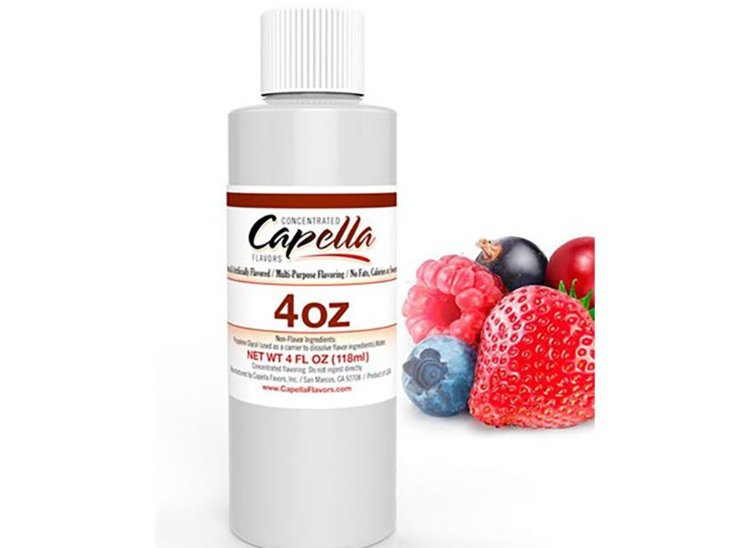 9251 1 prichut capella 118ml harvest berry lesni plody