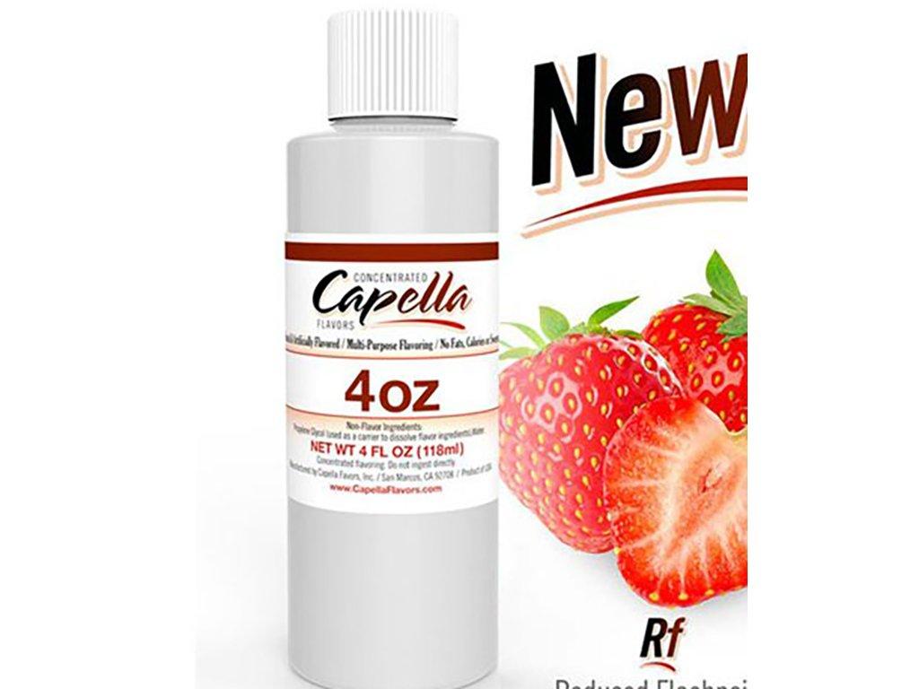 9254 1 prichut capella 118ml sweet strawberry sladka jahoda