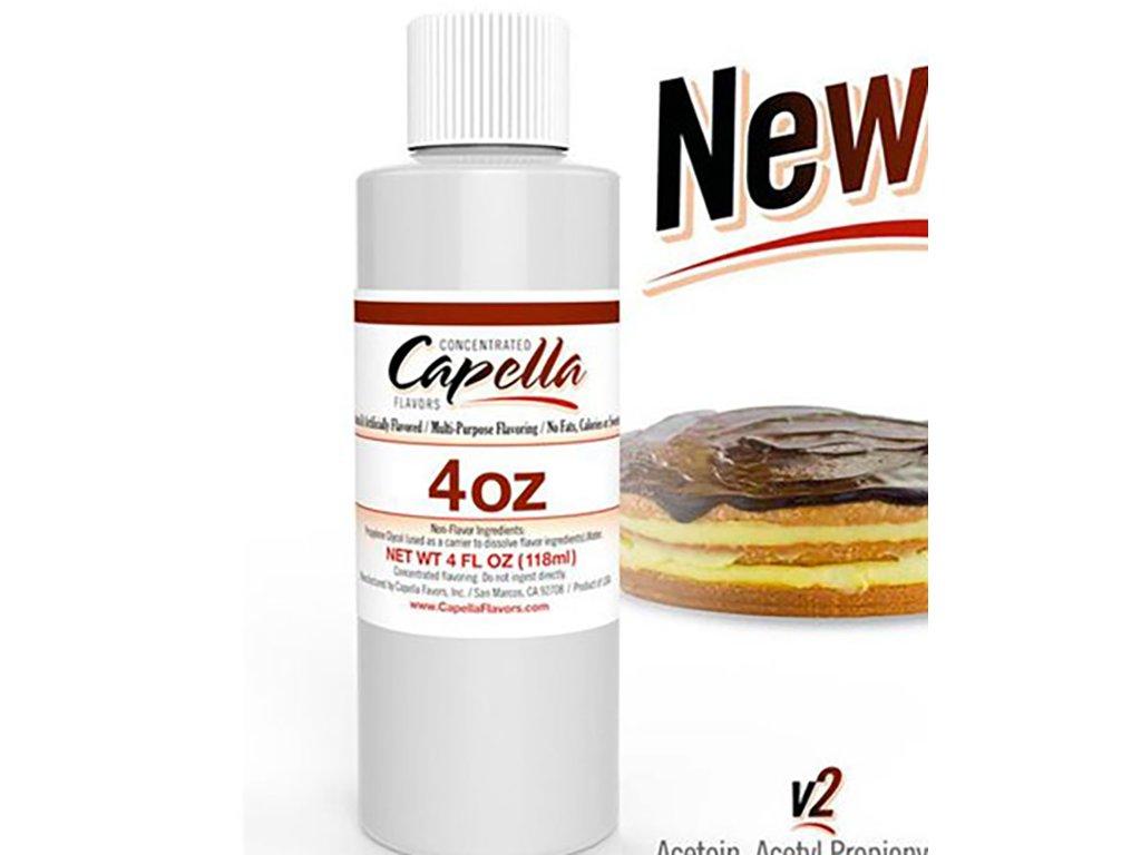 9407 1 prichut capella 118ml boston cream pie bostonsky kremovy dort