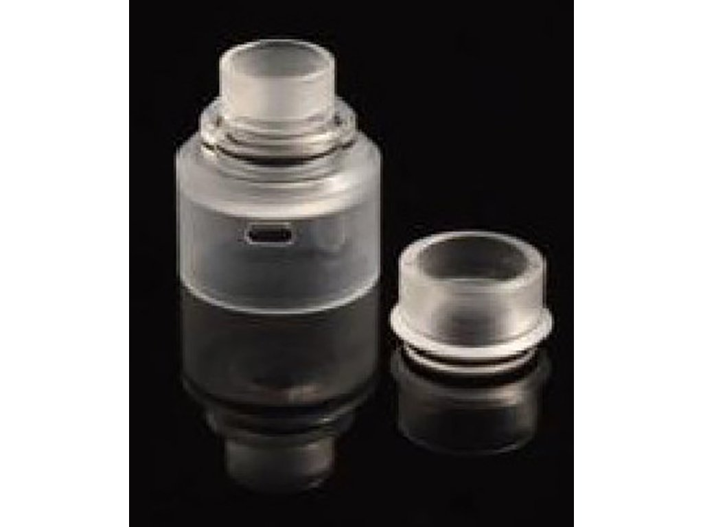 9836 o genny v2 cap frosted clear