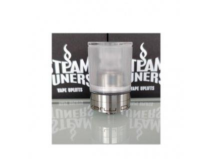 Steam Tuners Dvarw DL 3,5ml Clear cap