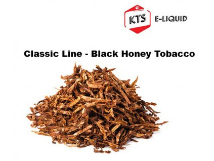 10067 1 prichut kts classic black honey tobacco 10ml
