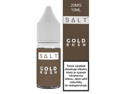 e-liquid Juice Sauz SALT Gold Rush 10ml