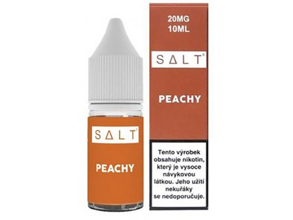 e-liquid Juice Sauz SALT Peachy 10ml