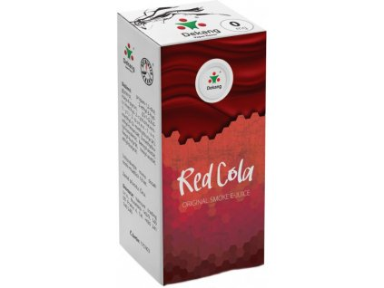 e-liquid Dekang Red Cola, 10ml - 0mg nikotinu/ml