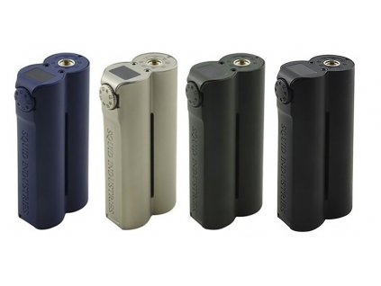 Squid industries Double Barrel V3.0 150W Mod