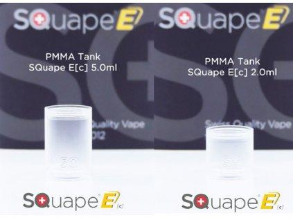 SQuape Ec PMMA náhradní sklo 22mm