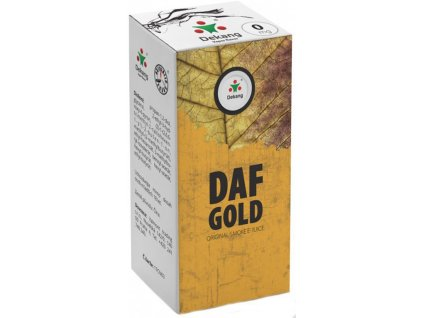 e-liquid Dekang DAF GOLD, 10ml