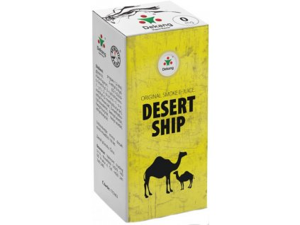 e-liquid Dekang DESERT SHIP, 10ml