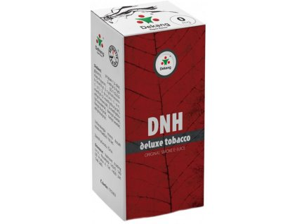 e-liquid Dekang DNH-DELUXE TOBACCO, 10ml