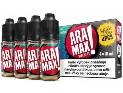 e liquid ARAMAX Max Menthol 4x10ml