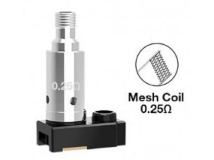 Žhavící hlava Lost Vape Orion Plus 0,25ohm