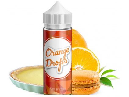 Příchuť Infamous Drops Orange Drops SaV 20ml