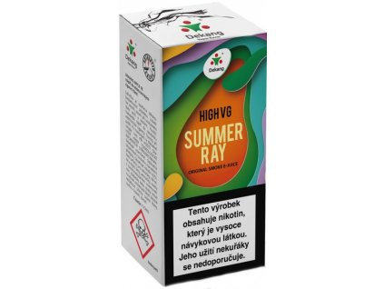 e-liquid Dekang High VG Summer ray, 10ml