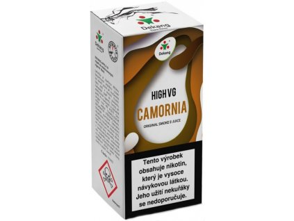 e-liquid Dekang High VG Camornia, 10ml