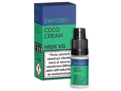 Imperia e liquid EMPORIO HIGH VG Coco Cream 10ml