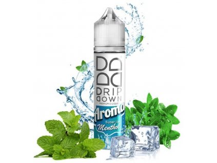 I VG Příchuť Drip Down Super Ice Menthol SnV 18ml