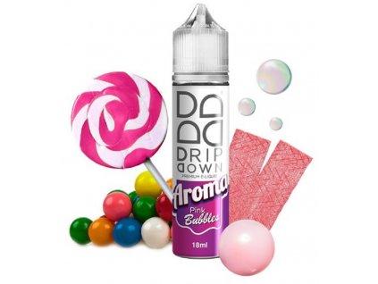 I VG Příchuť Drip Down Pink Bubbles SnV 18ml