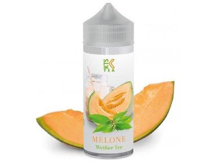 Příchuť KTS Tea Melone Shake and Vape 20ml