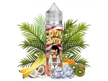 Příchuť Flavormonks Cool Elvis SaV Cool Tropical 12ml