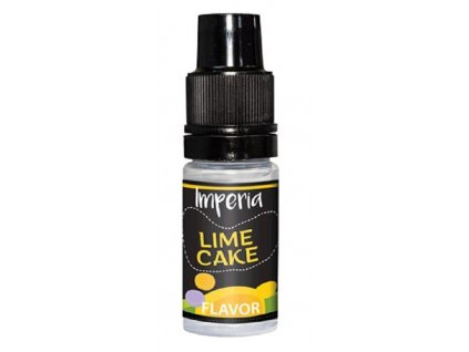 Příchuť IMPERIA Black Label Lime Cake 10ml