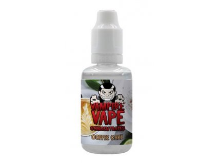 Příchuť Vampire Vape Coffee Cake 30ml