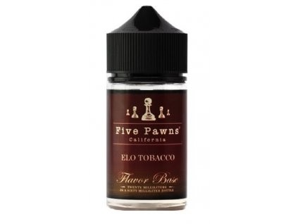 Příchuť Five Pawns Shake and Vape Elo Tobacco 20ml