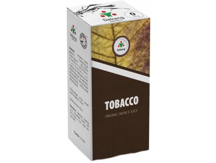 e-liquid Dekang TOBACCO (Tabák), 10ml
