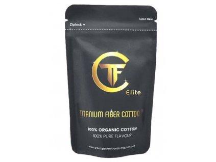 Titanium Fiber Cotton Elite Organic vata