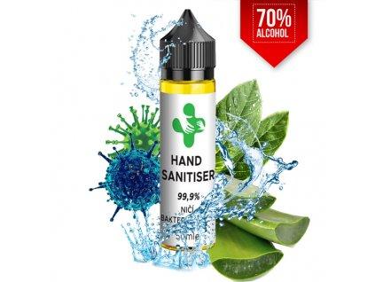 Hand Sanitizer antibakteriální gel na ruce 50ml