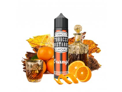Příchuť Flavormonks Tobacco Bastards Fruit SaV Orange Tobacco 12ml