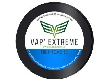 Vap Extreme Ni80 nichromový odporový drát 9m 26GA 0,4mm
