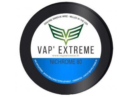 Vap Extreme Ni80 nichromový odporový drát 9m 27GA 0,36mm