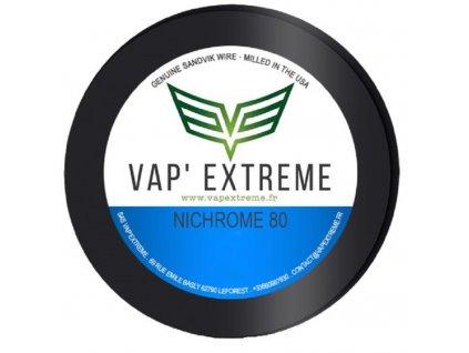 Vap Extreme Ni80 nichromový odporový drát 9m 28GA 0,3mm