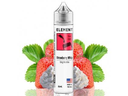Příchuť Element Shake and Vape Strawberry Whip 15ml