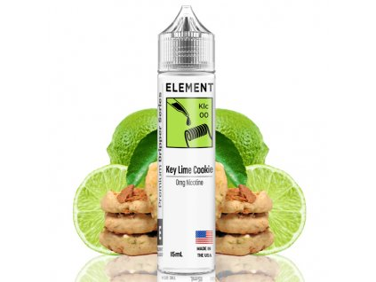 Příchuť Element Shake and Vape Key Lime Cookie 15ml