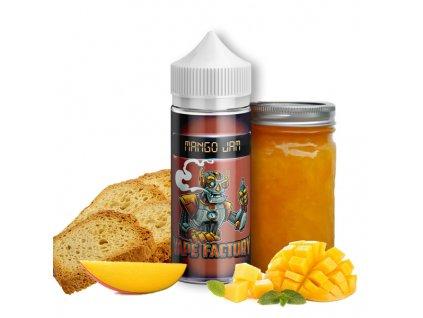 Příchuť Vape Factory Mango Jam SaV 10ml