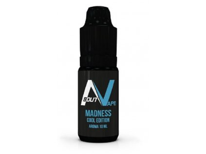 Bozz Liquids Příchuť Bozz Pure Cool Edition Madness 10ml