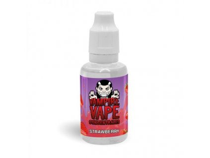 Příchuť Vampire Vape Strawberry 30ml