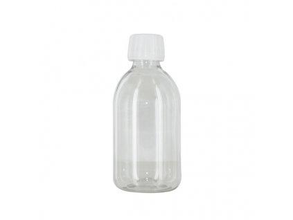 Prázdná lahev s bezpečnostním víčkem 250ml