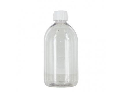 Prázdná lahev s bezpečnostním víčkem 500ml